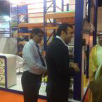 Racking & Transport Refrigeration participating at the Material Handling Show 14th - 17th Sep'2015