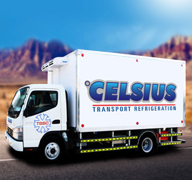 Celsius Refrigerated Vehicles