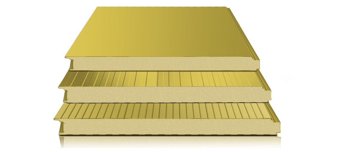 Concealed ISO Wall Panel
