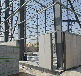 EASYWALL Systems - Load Bearing Panels