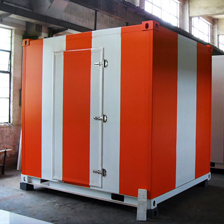 Specialized Shelters - TSSC - Technical Supplies and