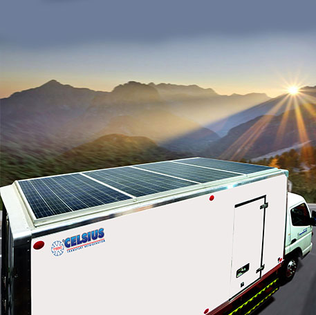 Solar Powered Trucks