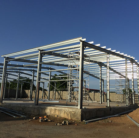 Cold Rolled Steel Buildings - TSSC - Technical Supplies and Services