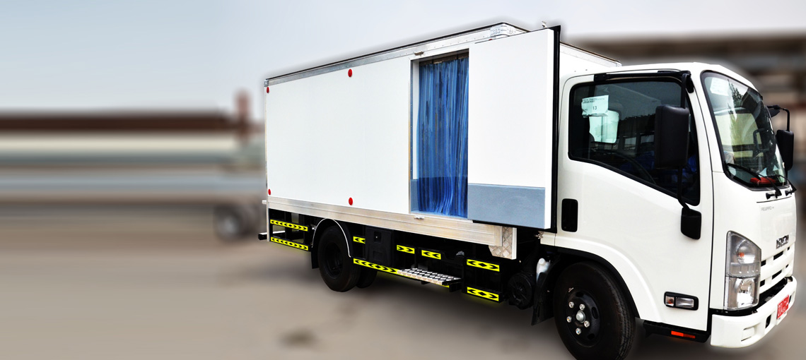Seven Key Traits in Top-Quality Lightweight Panels a Truck Body Manufacturer Should Look For