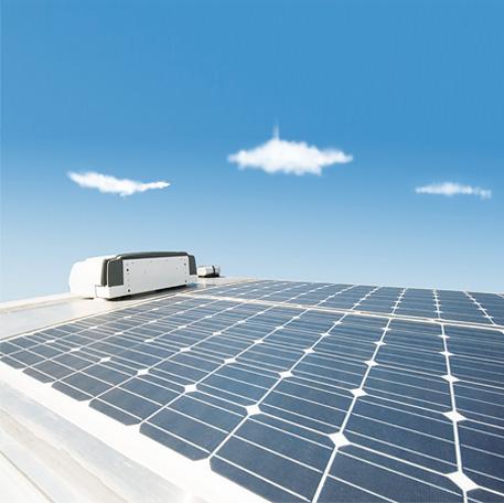 Solar Powered Trucks - TSSC - Technical Supplies and