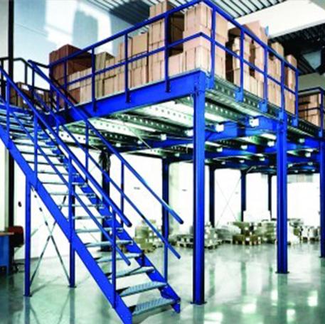 Mezzanine Floor System - TSSC - Technical Supplies and