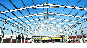Steel Structures & Wall Systems