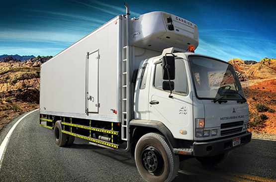 Truck Bodies & Semi-Trailers