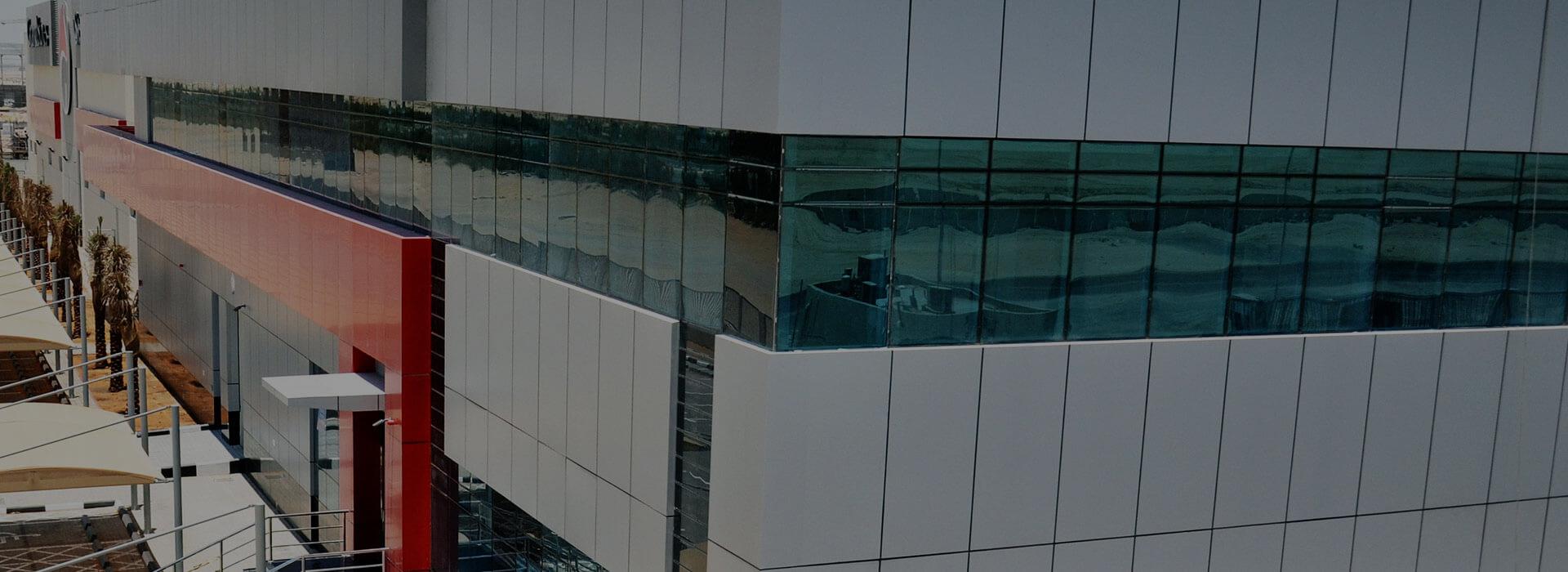 Aluminium & Glazing