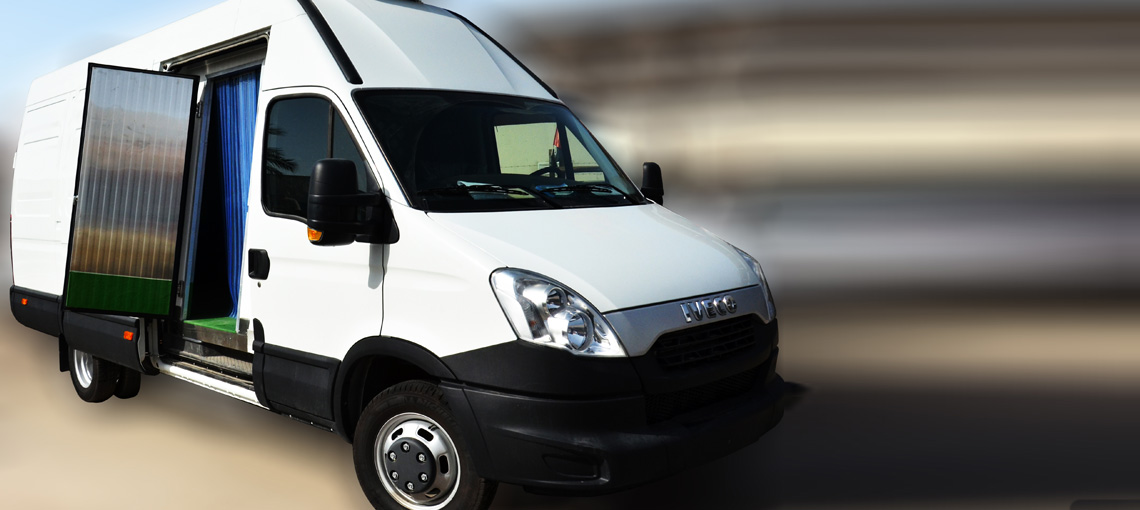 Refrigerated Vans & Pickups