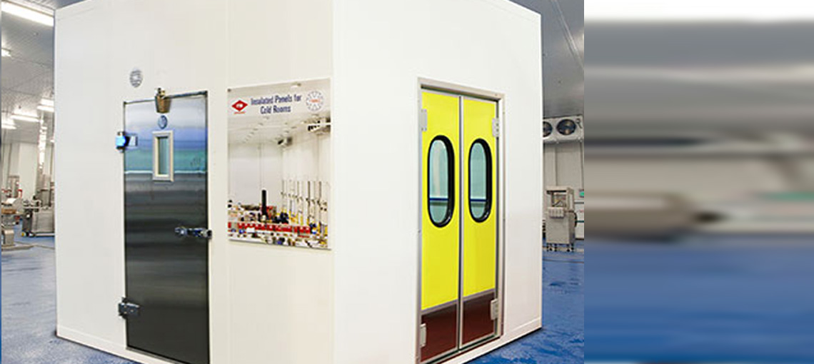 Skid Mounted Cold Rooms