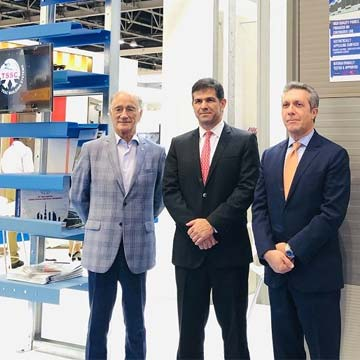 TSSC showcases turnkey advanced building systems at Big 5